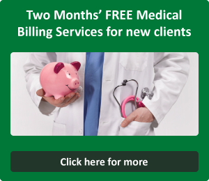 Two Months' FREE Medical Billing Services for new clients