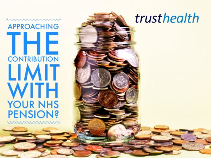 Are you worried about topping out on your NHS pension?