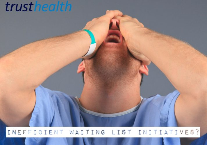 Frustrated with the inefficiency of weekend waiting list initiatives?