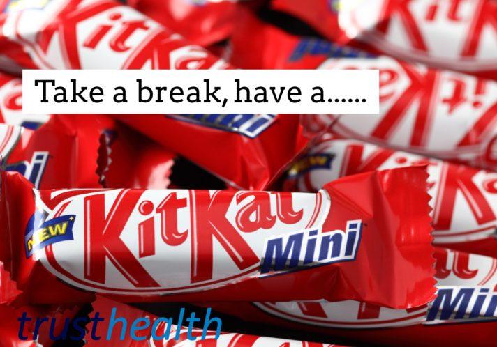 Take a break, have a Kit Kat!