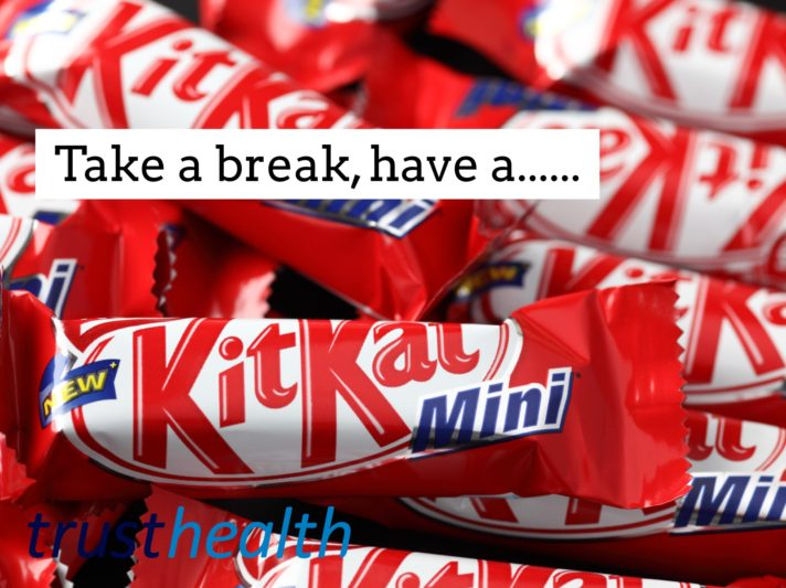 Take a break, have a Kit Kat!